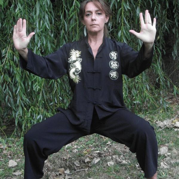 Art et Qi Gong